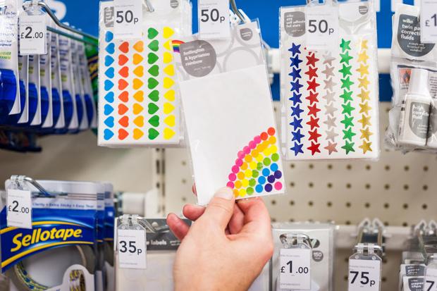 Hollington & Kyprianou Rainbow dots
