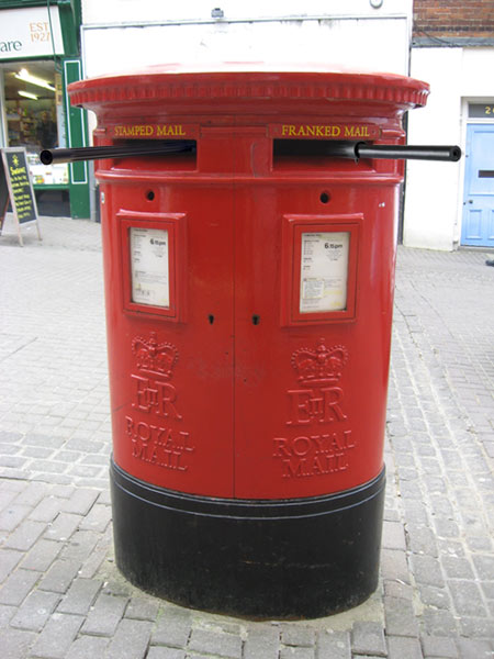 The Last Stand: The Royal Mail (1516 - 2013)