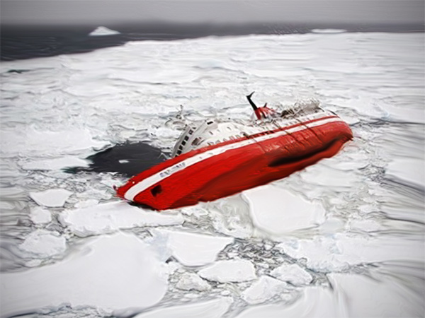 The Sea of Ice