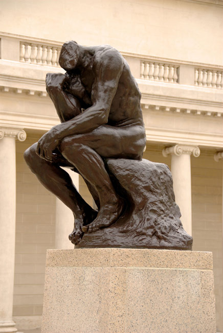 Rodin&#039;s Thinker
