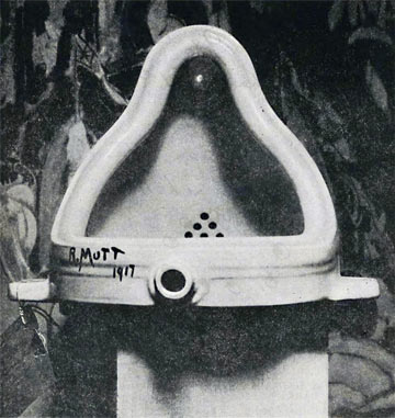 Fountain (Duchamp)