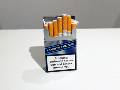 cigarettes lambert n 39 butler lets shop1. Black Bedroom Furniture Sets. Home Design Ideas
