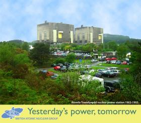 Trawsfynydd -Yesterday's power, tomorrow